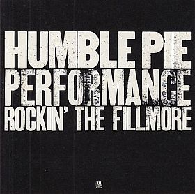 HUMBLE PIE / ROCKIN' THE FILLMORE の商品詳細へ