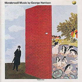 GEORGE HARRISON / WONDERWALL MUSIC の商品詳細へ
