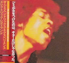 JIMI HENDRIX EXPERIENCE / ELECTRIC LADYLAND の商品詳細へ