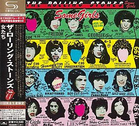 ROLLING STONES / SOME GIRLS の商品詳細へ
