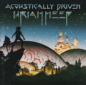 URIAH HEEP / ACOUSTICALLY DRIVEN の商品詳細へ