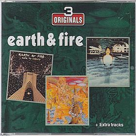 EARTH & FIRE / 3 ORIGINALS の商品詳細へ