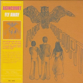 AGINCOURT / FLY AWAY の商品詳細へ