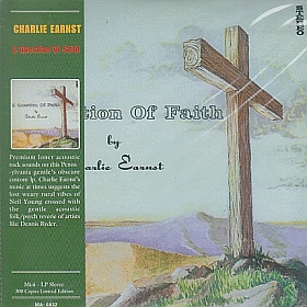 CHARLIE EARNST / A QUESTION OF FAITH の商品詳細へ