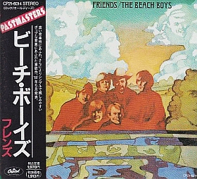 BEACH BOYS / FRIENDS の商品詳細へ