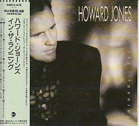 イン・ザ・ランニング ハワード・ジョーンズ WMC5476 定価244... 『ハワード・ジョー