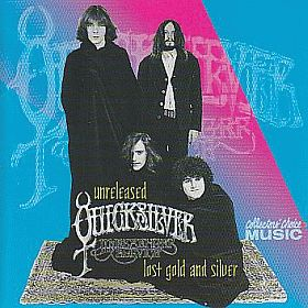 QUICKSILVER MESSENGER SERVICE / LOST GOLD AND SILVER の商品詳細へ