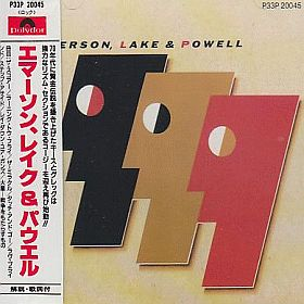 EMERSON LAKE & POWELL / EMERSON LAKE AND POWELL の商品詳細へ