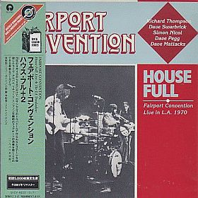 FAIRPORT CONVENTION / HOUSE FULL の商品詳細へ