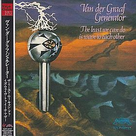 VAN DER GRAAF GENERATOR(VAN DER GRAAF) / LEAST WE CAN DO IS WAVE TO EACH OTHER の商品詳細へ