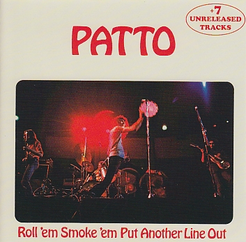 PATTO / ROLL EM SMOKE EM PUT ANOTHER LINE OUT の商品詳細へ