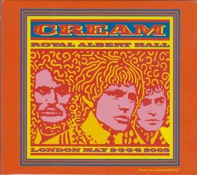 CREAM / ROYAL ALBERT HALL LONDON MAY 2・3・5・6 2005 の商品詳細へ
