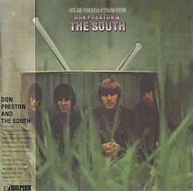 DON PRESTON AND THE SOUTH / HOT AIR THROUGH A STRAW の商品詳細へ