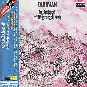 CARAVAN / IN THE LAND OF GRAY AND PINK の商品詳細へ