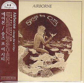 AIRBORNE / SONGS FOR A CITY の商品詳細へ