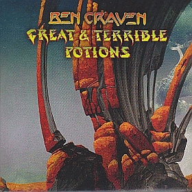 BEN CRAVEN / GREAT AND TERRIBLE POTIONS の商品詳細へ