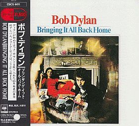 BOB DYLAN / BRINGING IT ALL BACK HOME の商品詳細へ