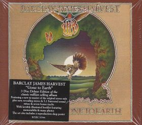 BARCLAY JAMES HARVEST / GONE TO EARTH の商品詳細へ
