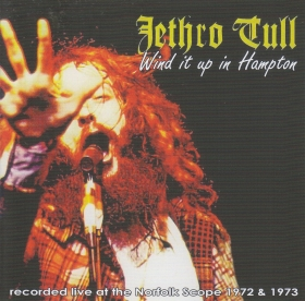 JETHRO TULL / WIND IT UP IN HAMPTON 1972 & 1973 の商品詳細へ