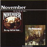 NOVEMBER / EN NY TID AR HAR and 2:A NOVEMBER の商品詳細へ