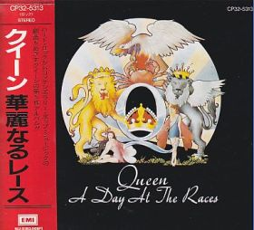 QUEEN / A DAY AT THE RACES の商品詳細へ