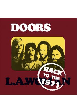 50周年連載企画<BACK TO THE 1971>第8回:DOORS『L.A.WOMAN』