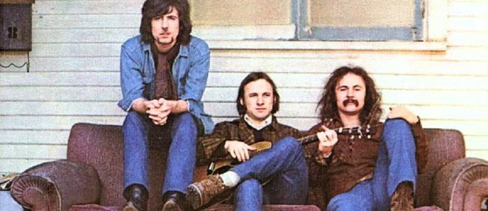 <ロック黄金時代回想企画>1969年デビュー・アルバム特集Vol.6 ー CROSBY STILLS & NASH『CROSBY STILLS & NASH』