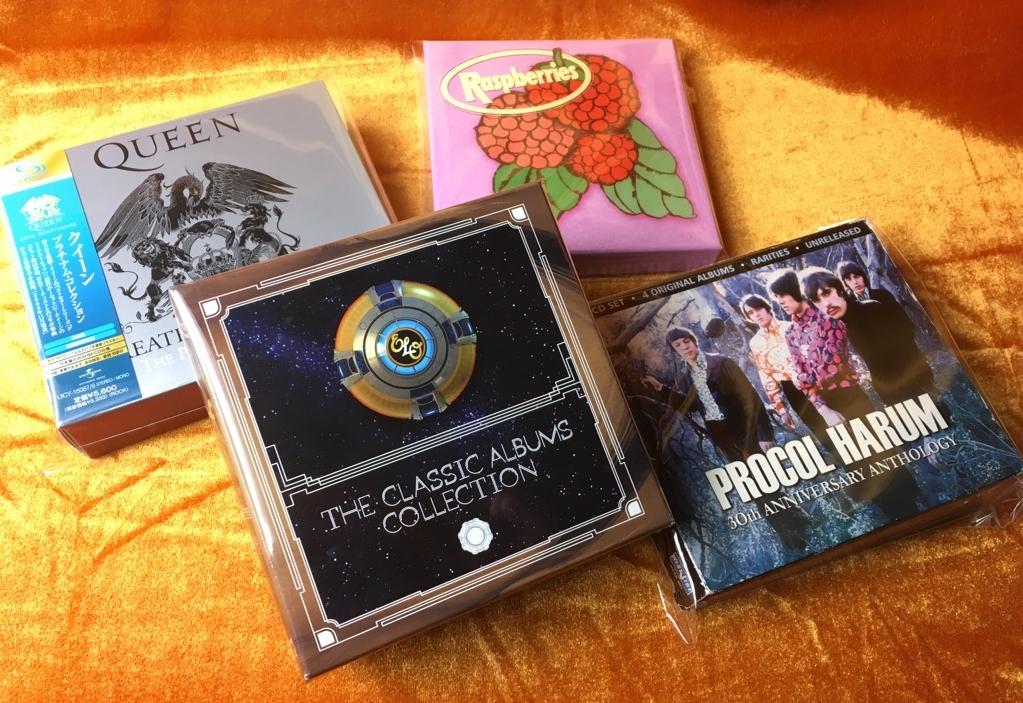 4月16日、252枚の中古CDが入荷いたしました!ELOの11タイトル収録BOXをピックアップ☆