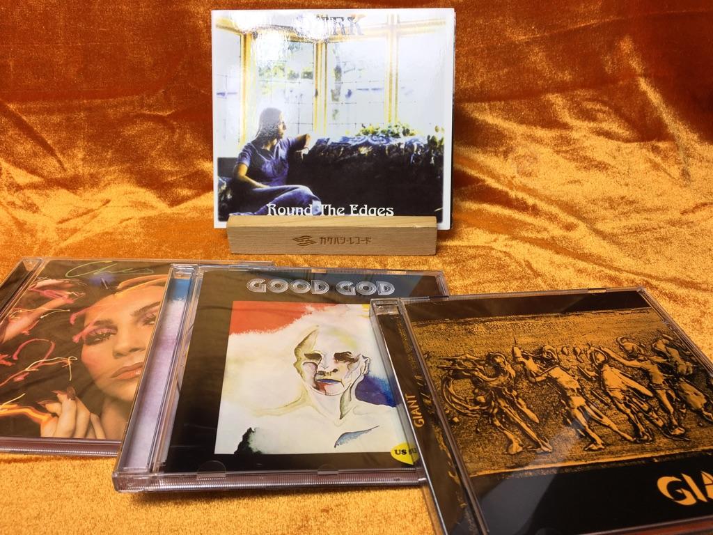 2月6日、305枚の中古CDが入荷いたしました!ブリティッシュ・アンダーグラウンド・ロックの名品DARKをピックアップ☆