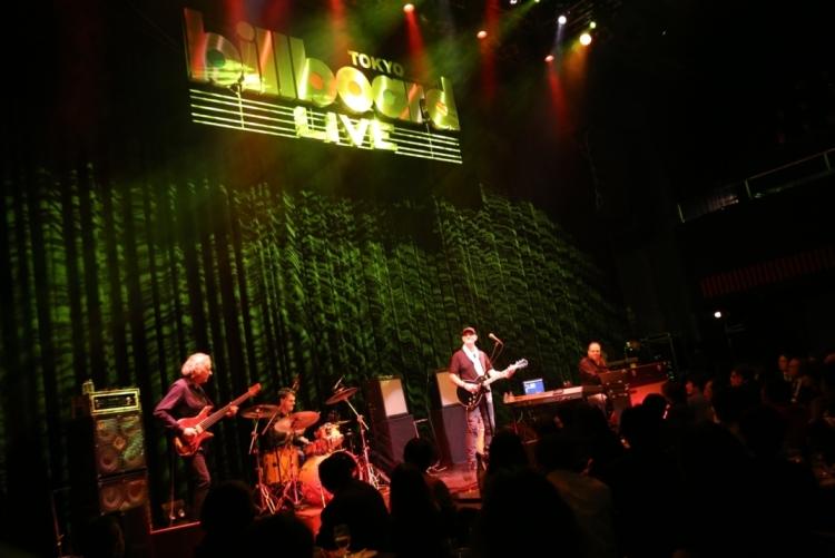 ヤン・アッカーマン来日公演@ビルボードライブ東京(10/28) ライヴレポート
