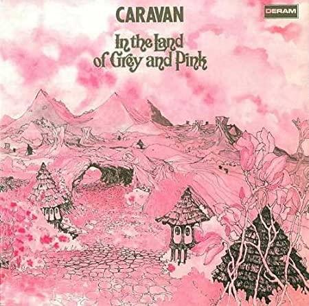 50周年連載企画<BACK TO THE 1971>第20回:CARAVAN『IN THE LAND OF GRAY AND PINK』