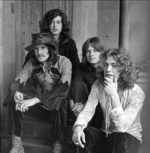 ロック黄金時代回想企画>1969年デビュー・アルバム特集Vol.1 ー LED ZEPPELIN『LED ZEPPELIN』
