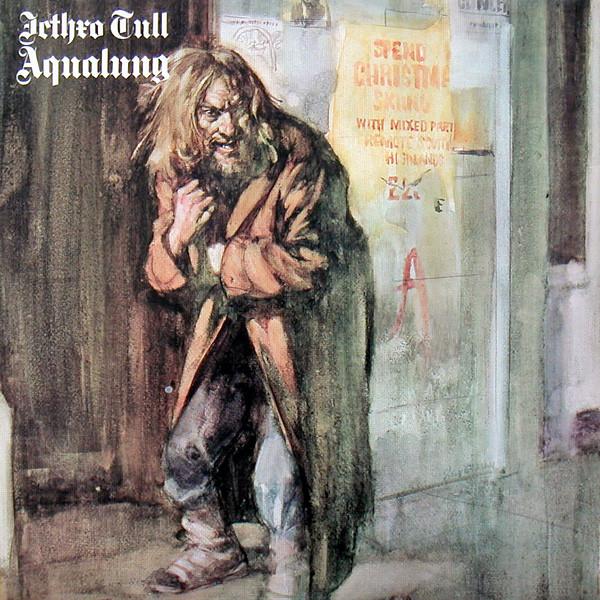 50周年連載企画<BACK TO THE 1971>第5回:JETHRO TULL『AQUALUNG』