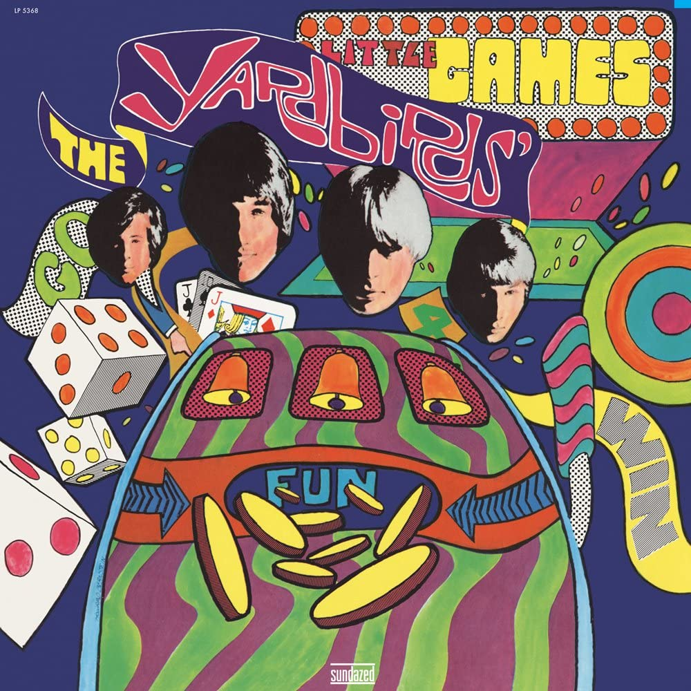 MEET THE SONGS Vol.175 【YARDBIRDS / LITTLE GAMES】