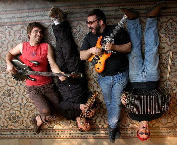 アルゼンチンのジャズ・ロック/レコメン系バンドDARIO ISCARO率いるANTIHEROE PROJECT『ANIMA FUGITIVA』
