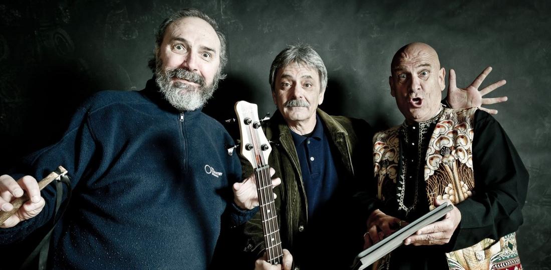 祝本年2度目の来日!イタリアが誇るテクニカル・ジャズ・ロック・バンドAREAを特集!
