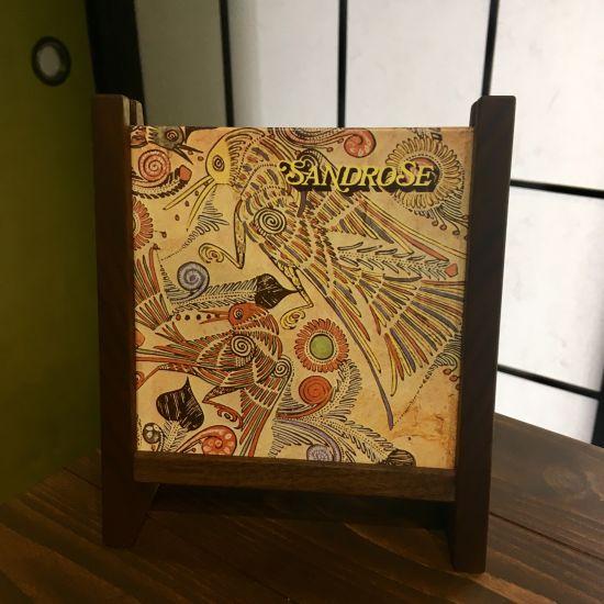 【8月11日】朝のカケレコBGM♪『SANDROSE / SANDROSE』