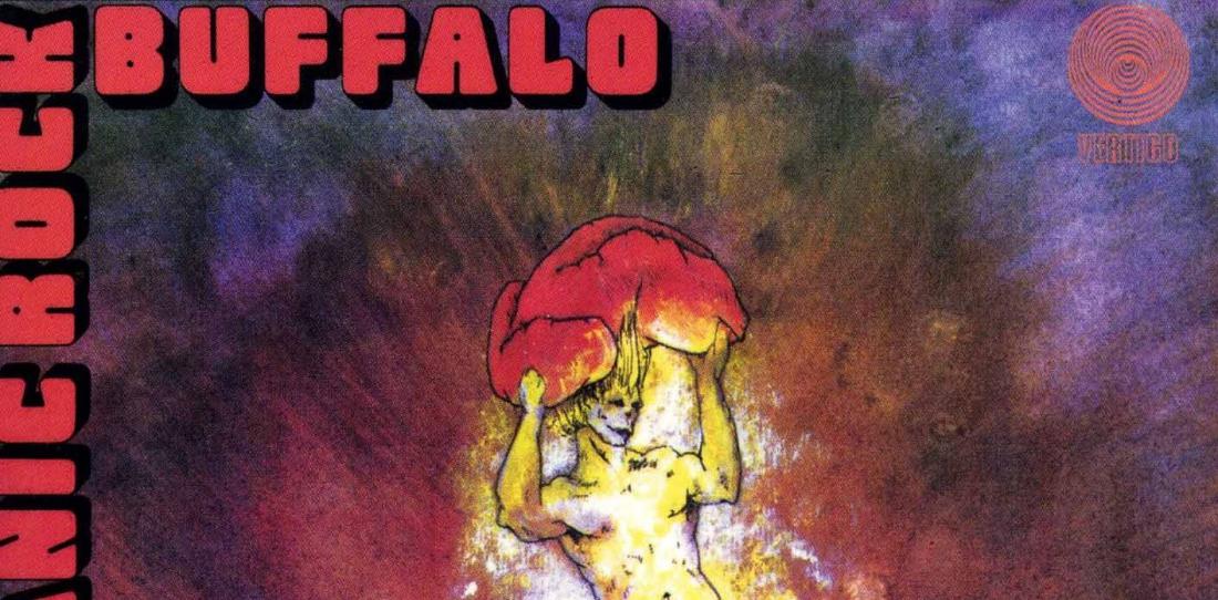 ちょうど40年前の8月にリリースされたBUFFALO『VOLCANIC ROCK』
