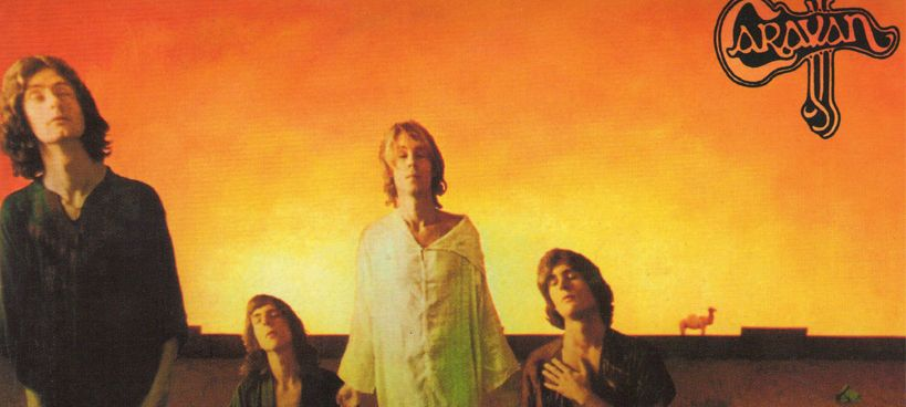 キャラヴァンの1stアルバムから出発、69年英国オルガン・ロック探求♪