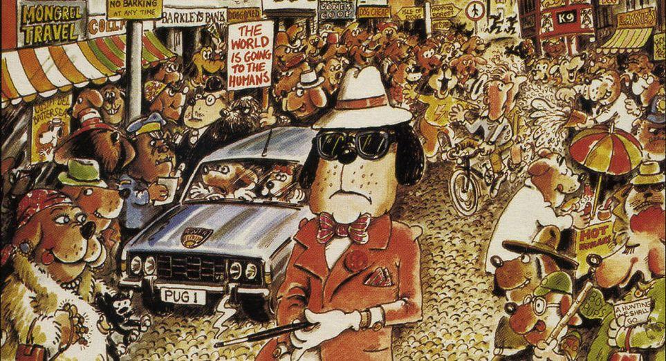 スタッフ佐藤の、コレ好きなんですよ。 - 第七回 キャラヴァン『Blind Dog At St. Dunstans(聖ダンスタン通りの盲犬)』