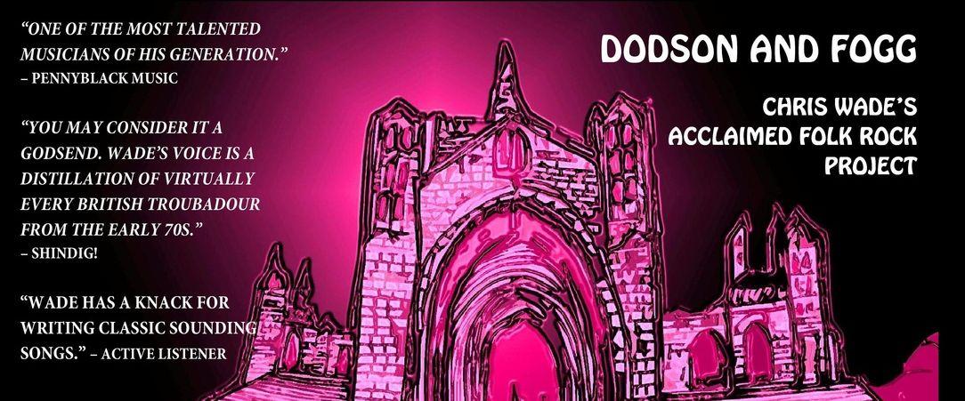 英新鋭マルチ・ミュージシャンDODSON AND FOGGによる13年作『SOUNDS OF DAY AND NIGHT』