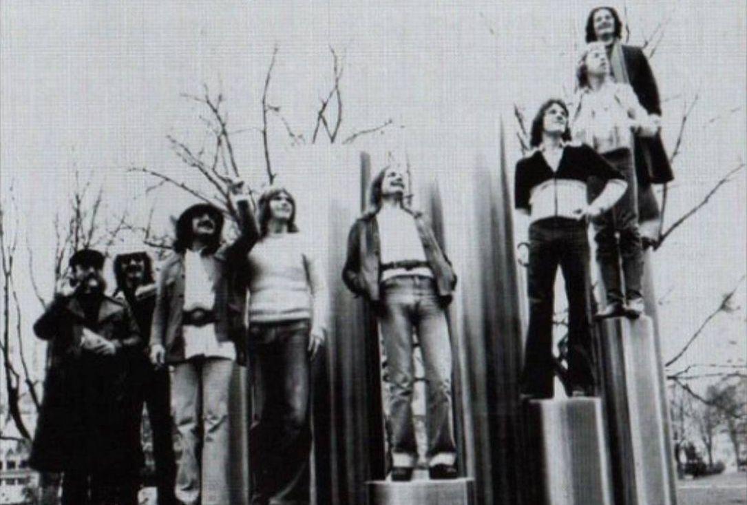 【ユーロロック周遊日記】オーストリアの代表的プログレ・グループEELA CRAIGの71年1st『EELA CRAIG』