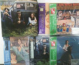 中古CDコーナーから特典ボックス付きの紙ジャケセットをピックアップ!