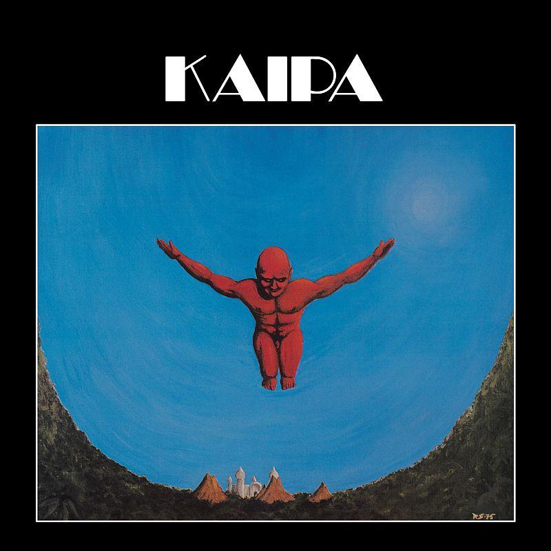 KAIPAの1st『KAIPA』特集! - ユーロ・ロック周遊日記