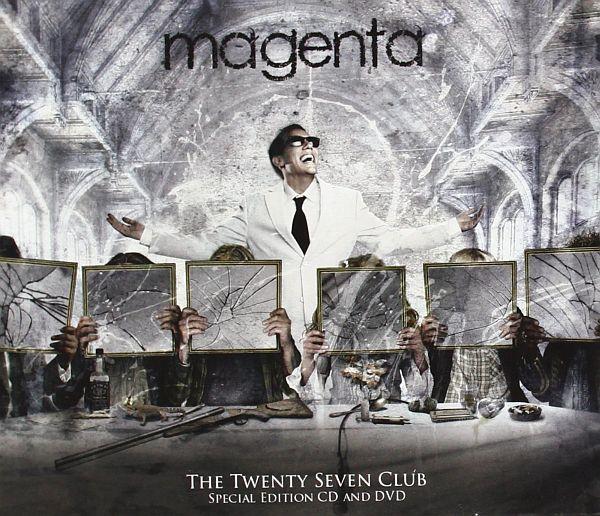 netherland dwarf のコラム『rabbit on the run』 第8回 MAGENTA / The Twenty Seven Club (UK / 2013)