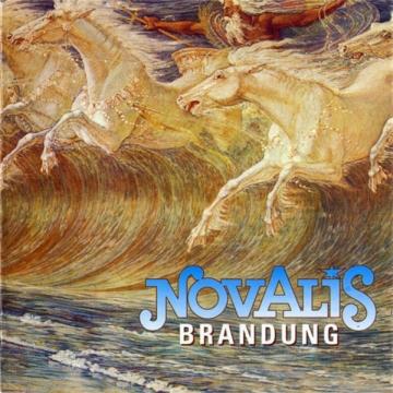 舩曳将仁の「世界のジャケ写から」 第十回 NOVALIS『BRANDUNG』(ドイツ)