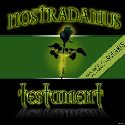 netherland dwarf のコラム『rabbit on the run』 第39回  NOSTRADAMUS / Testament (Hungary / 2008)