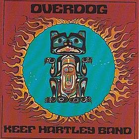 50周年連載企画<BACK TO THE 1971>第7回:KEEF HARTLEY BAND『OVER DOG』