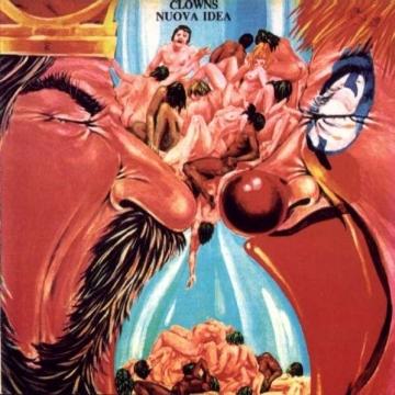 舩曳将仁の「世界のジャケ写から」 第五回 NUOVA IDEA『CLOWNS』(イタリア)