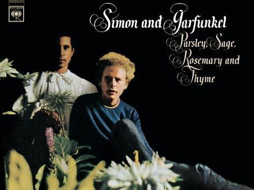 「スカボロー・フェア」聴き比べ   ・・・Parsley, Sage, Rosemary and Thyme・・・
